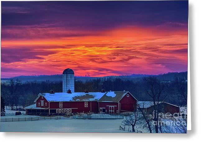 Havendale Farm Greeting Card