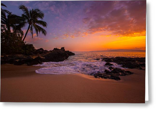 Hawaian Paradise Greeting Card
