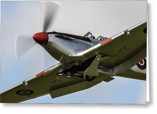 Hawker Hurricane Ag244  Greeting Card