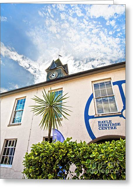 Hayle Heritage Centre Greeting Card