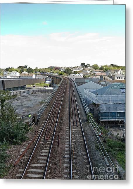 Hayle Railway Greeting Card