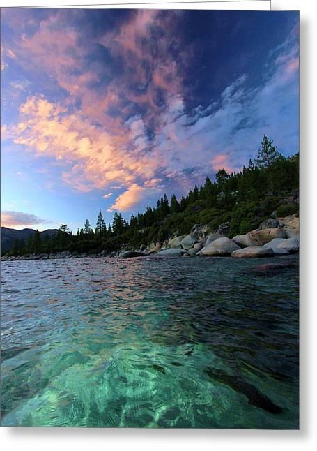 Healing Waters Greeting Card
