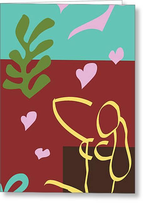 Health - Celebrate Life 3 Greeting Card