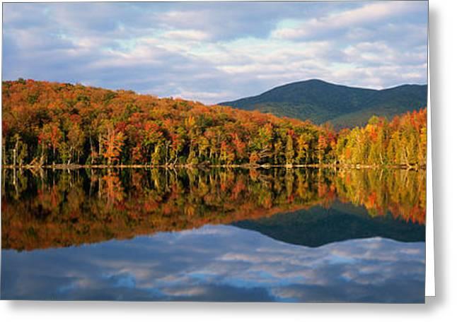 Heart Lake, Adirondack Mountains, New Greeting Card