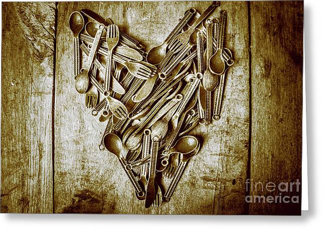 Heart Of The Kitchen Greeting Card by Jorgo Photography - Wall Art Gallery