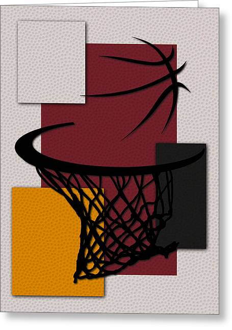 Heat Hoop Greeting Card