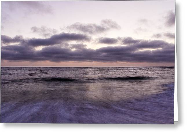 Heaven At Windansea Beach Greeting Card