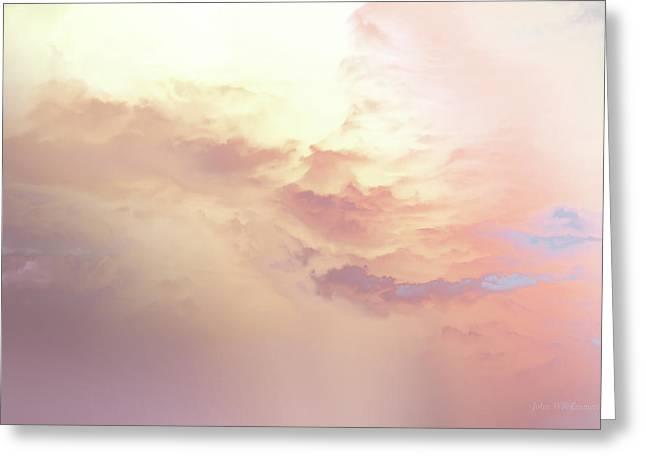 Heaven IIi Greeting Card