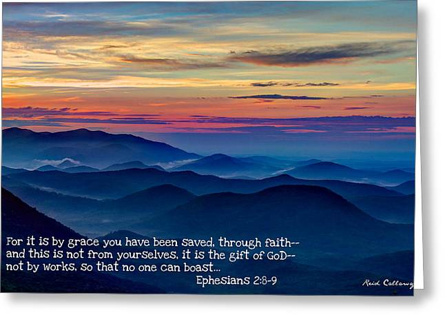 Heavenly View By Faith Pretty Place Chapel Greeting Card