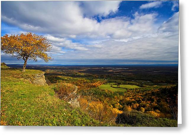 Heldeberg Fall Greeting Card