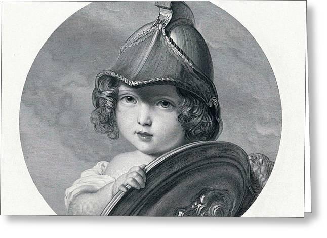 Helena Augusta Victoria Greeting Card