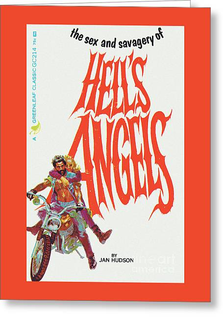 Hell's Angels Greeting Card
