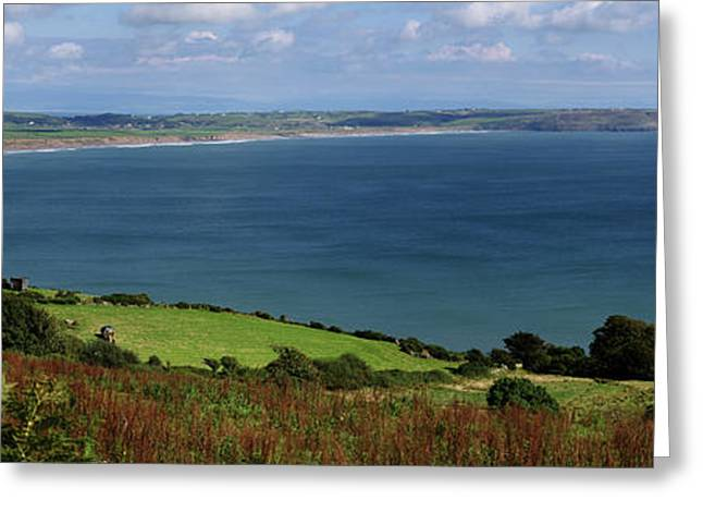 Hells Mouth Greeting Card by Steev Stamford