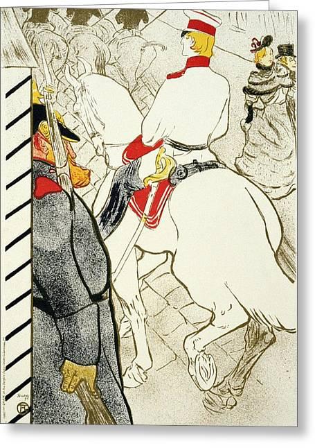 Henri Toulouse Lautrec Nouveau Cirque Vintage Fine Art Print
