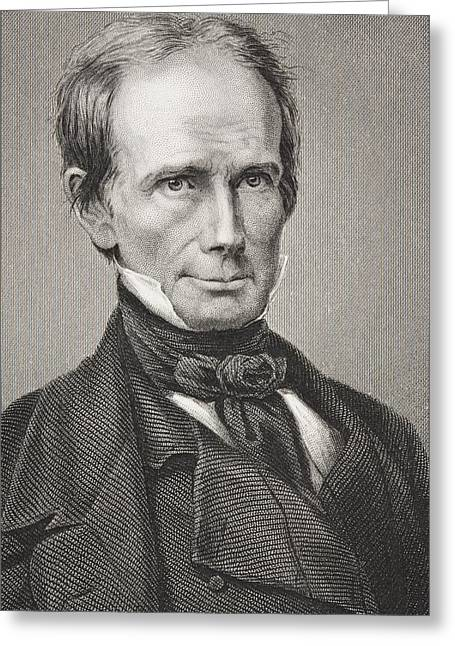 Henry Clay 1777 - 1852. American Greeting Card by Vintage Design Pics