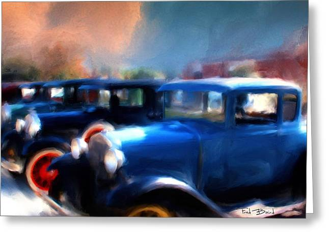 Henry Ford Weekend  2 Greeting Card