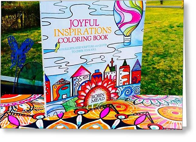 Here Is The Official #joyfulnspirations Greeting Card
