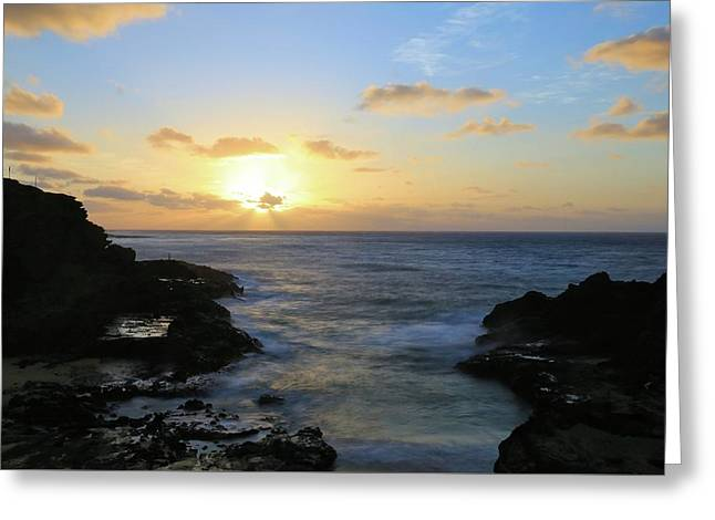 Here To Eternity Greeting Card