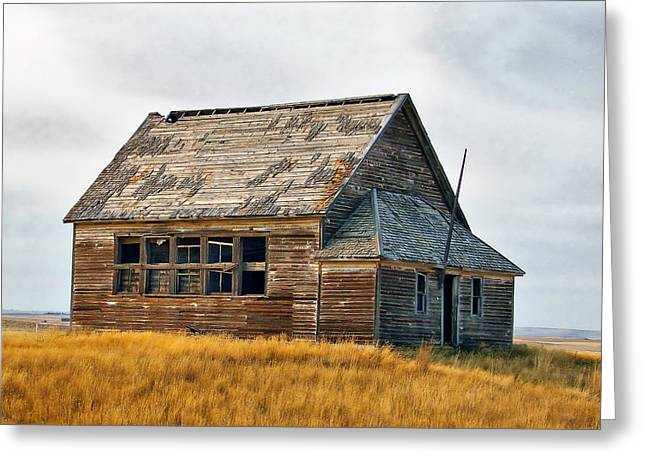 Greeting Card featuring the photograph Heritage by Blair Wainman