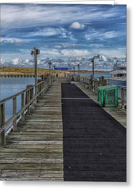 Hewitts Cove Greeting Card
