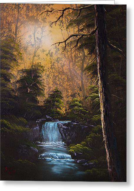 Hidden Brook Greeting Card