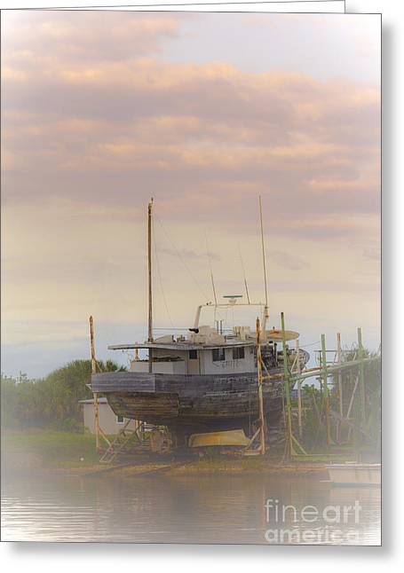 High And Dry Dreams Greeting Card by Marvin Spates