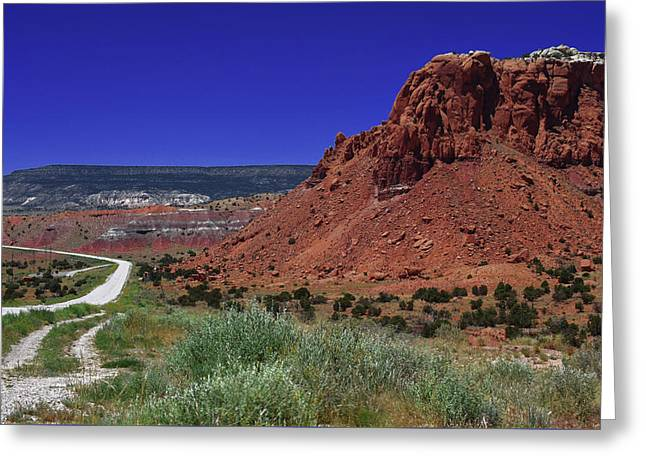 High Desert Greeting Card