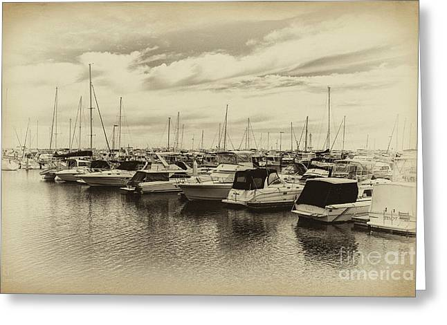 Hillarys Boat Harbour, Western Australia Greeting Card