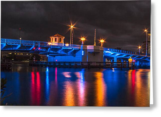 Hillsborough River Greeting Card