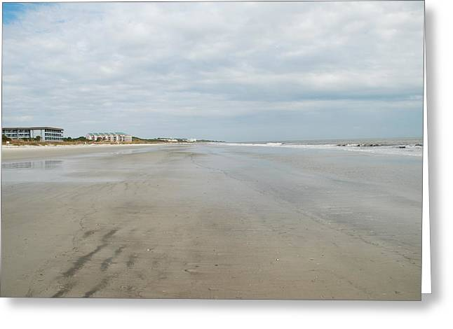 Hilton Head Island Beach Greeting Card