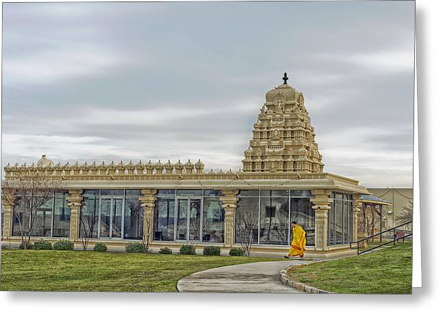 Hindu Temple In Austin Texas Photograph By Mountain Dreams
