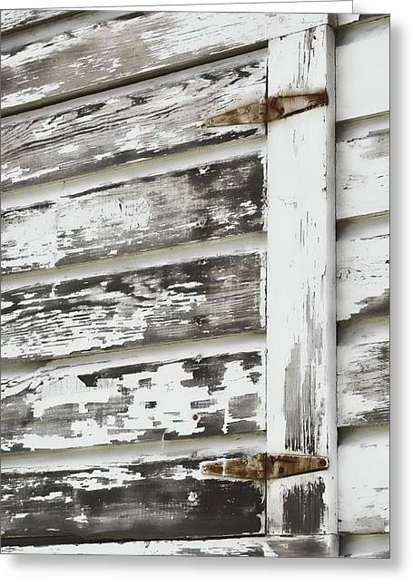 Hinges Greeting Card by JAMART Photography