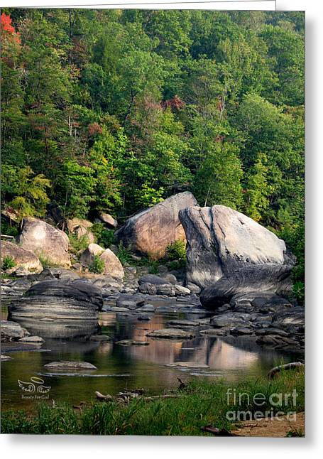 Greeting Card featuring the photograph Hint Of Autumn by Beauty For God