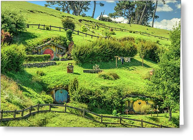 Hobbit Hills Greeting Card