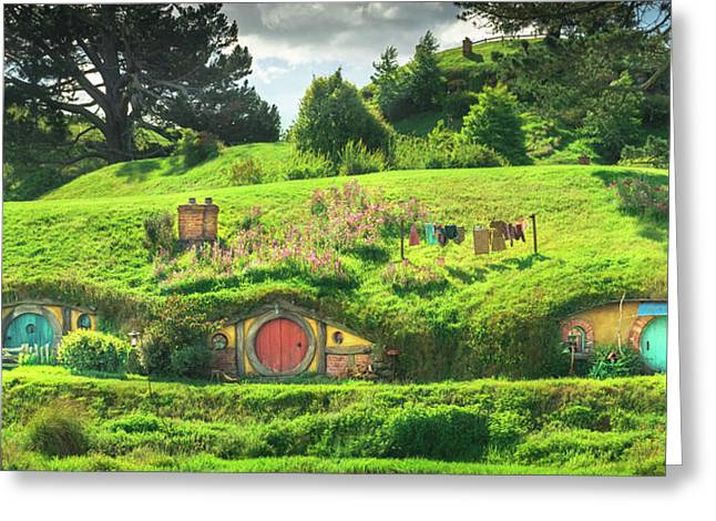 Hobbit Lane Greeting Card