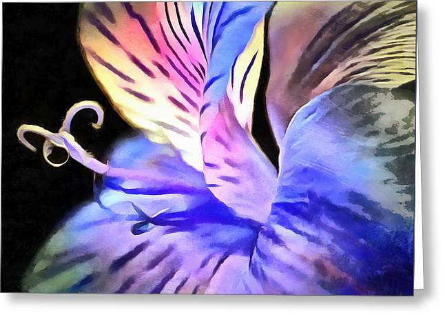 Holding On To You Greeting Card