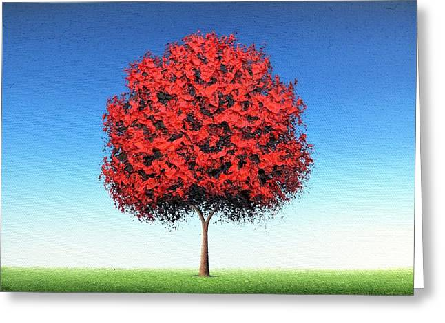 Holding Today Greeting Card by Rachel Bingaman