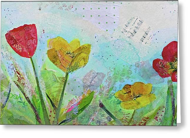 Holland Tulip Festival I Greeting Card