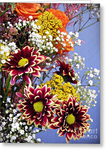 Holy Week Flowers 2017 4 Greeting Card