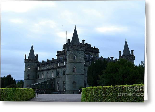 Home Of Clan Campbell In Scotland Greeting Card