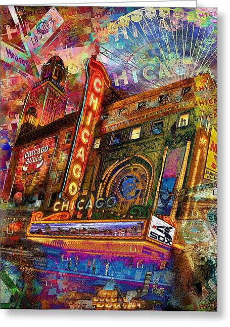 Home Sweet Home Greeting Card by Rebecca Tabor