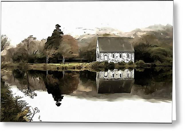 Homely House Greeting Card