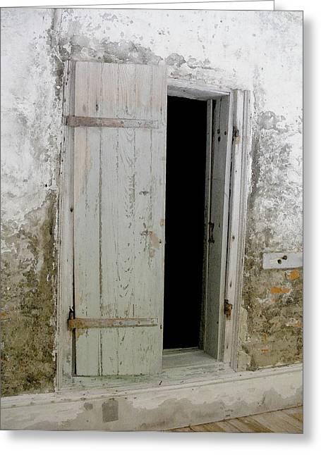 Homeplace Doorway Greeting Card