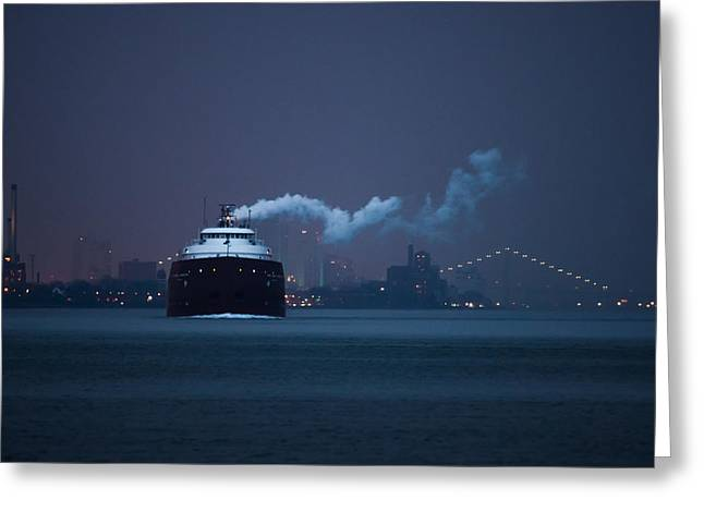 Hon. James L. Oberstar Greeting Card