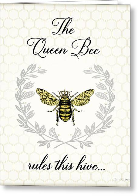 Queen Bee Greeting Cards