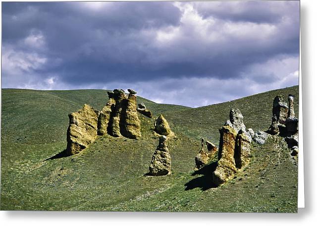 Hoodoos Greeting Card