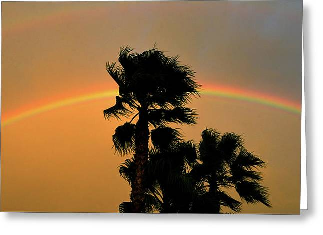 Hope For Florida Greeting Card