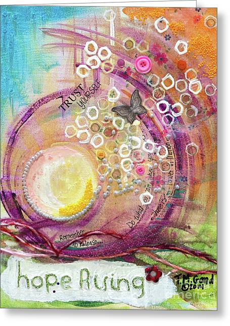 Hope Rising Greeting Card