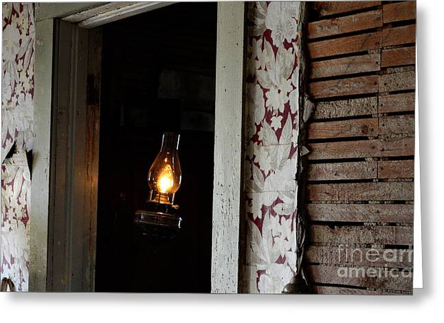 Hope Still Shines Greeting Card by Bob Christopher