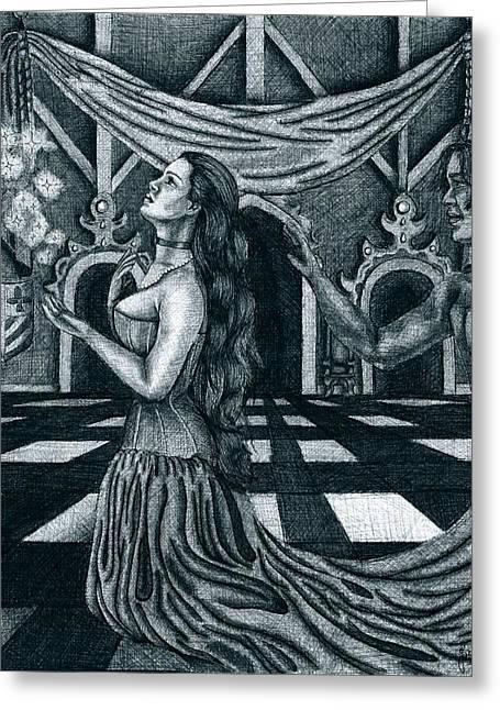 Hopes And Dreams Greeting Card by Scarlett Royal